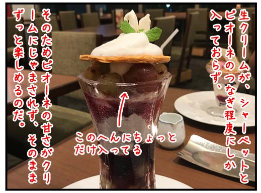 岡山でフルーツパフェくいだおれ