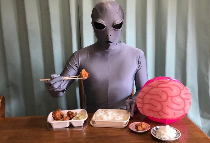 食事は一緒に食べましょう。