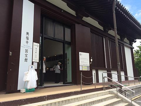 「文化財に指定されてる全国の仏像のうちの5分の1は興福寺にある」