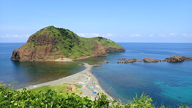 ミシュランも評価する佐渡島のすごい海水浴場
