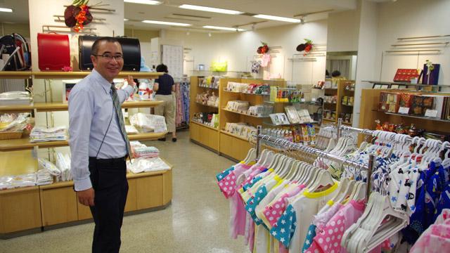 佐渡島には個人オーナーの伊勢丹がある!