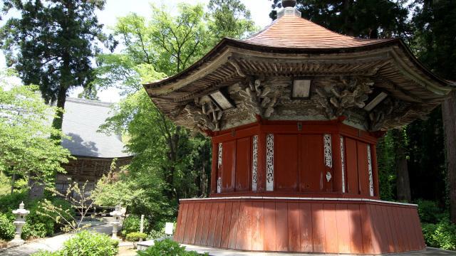 佐渡島は寺院や霊場もおもしろい