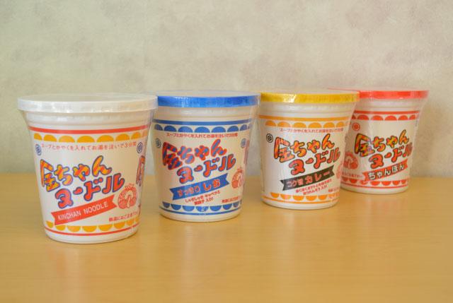 なぜ「金ちゃんヌードル」は西日本でしか販売されていないのか