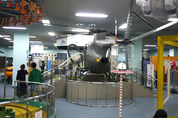 古い未来を体験できる!?長野市少年科学センター