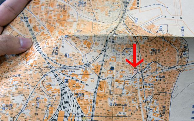昭和の地図に残された、3つのナゾを追う