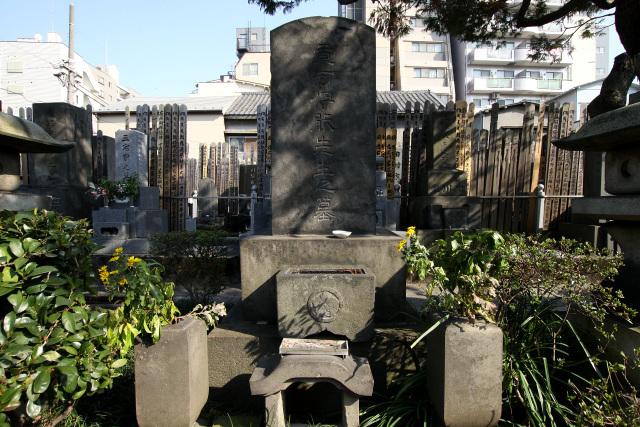 東京都内、江戸時代の墓巡り