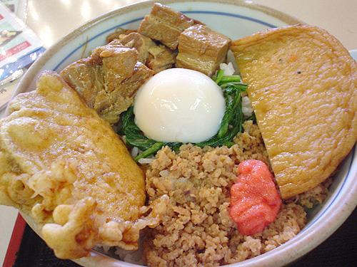 上野の西郷どんは美味しい