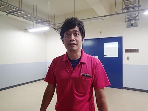 町工場の社長としての横田さん。