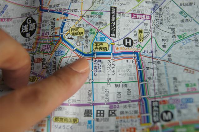 都バス一日乗車券で東京23区すべてまわれるか?